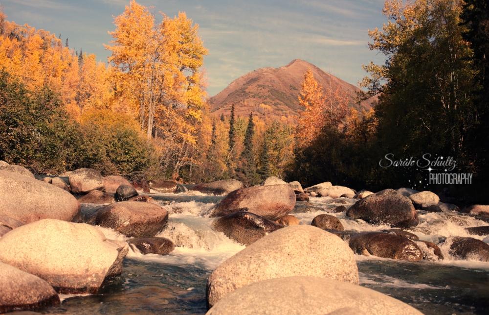 Little Matanuska River Palmer, Alaska