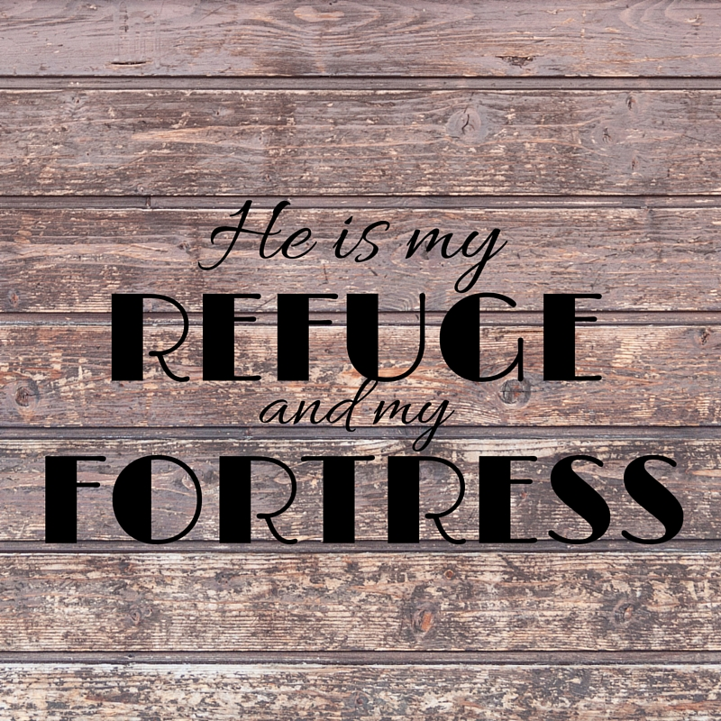 He is my